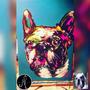 Cuadros Personalizados De Mascotas, Acrílico Sobre Bastidor