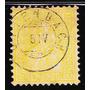 Suiza, Antiguo Sello Ivert Nº 41 De 1862