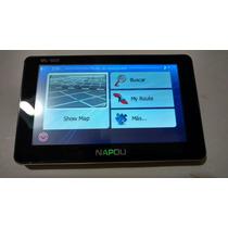 Gps Napoli Garmin Tv Bluetooth Juegos Usado 8,5 X 13,5 Cm