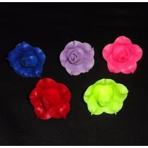 Rosas Porcelana Fria Pimpollos Souvenirs 15 Años Bodas 50 Añ