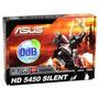 Placa De Video Asus Amd Radeon Hd 5450 Silent, 1gb Ddr3