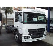 Mercedes Benz Atego 2426/48 Cd