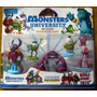 Blister Monster University Disney Pixar P/ Torta O Coleccion