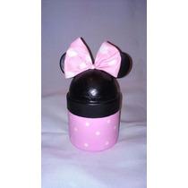 Alcancia Caramelero De Minnie Mickey - Souvenirs
