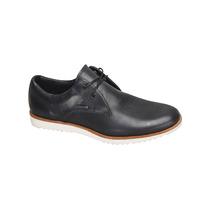Zapato De Cuero Hombre Vestir Stone Cordon 600-02
