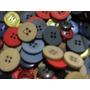 Botones Surtidos Para Artesanias X250 Unidades