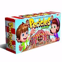 Pericles Y Sus Amigos Juego De Mesa Top Toys