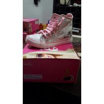 Zapatillas Barbie Originales Nuevas En Caja 400$