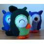 Buhos Amigurumi - Tejidos A Crochet