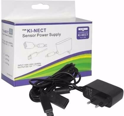 how to connect kinect 360 to pc