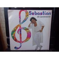 Vinilo Sebastian Un Sentimiento