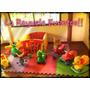 Alquiler De Plaza Blanda, Metegol, Mini Living Y Mini Puff