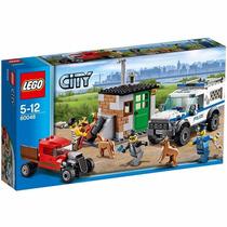Lego - City - Police Dog Unit 249 /pzas - Tuni 60048