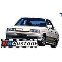Faldon Renault 11 Turbo - Zocalo Por Juego