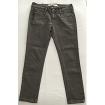 Kosiuko. Jean Mujer Gris. Talle S (40)
