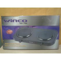 Anafe Electrico Winco W41