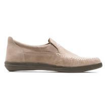 Zapato Náutico Cuero Beige