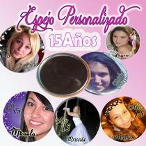 10espejos Pin 55mm 15 Años Casamiento 18años Dia De La Mujer