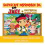 Kit Imprimible Jake Y Los Piratas,candy Bar,invitaciones,etc