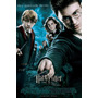 Poster De Lona Vinilica - Harry Potter Y La Orden Del Fenix