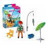 Playmobil Special 4779 Pescador - Mundo Manias