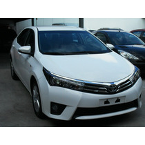 Toyota Corolla Xei Mt C/pantalla Okm / Entrega Inmediata!!