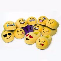Pantuflas Emoji
