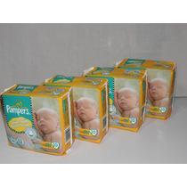 Pampers Recién Nacido 80 Pañales (extra Suave)