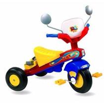 Triciclo De Plastico Rondi City Reforzado ... En Magimundo !