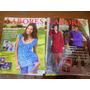 Lote X2 Revistas Labores Tejidos Para La Familia Crochet Y 2