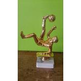 Trofeo Plástico Fútbol Chilena - Souvenir