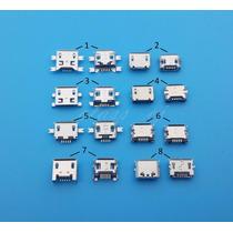 40 Pin Carga Conector Micro Usb Tablet Celular (5/u  Modelo)