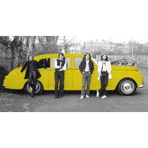 The Beatles- Pop Art En Tela Canvas 130 X 65 Cm Unicoo!!!