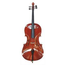 Cello Violoncello 4/4 Stradella Mod Mc6011 Funda Arco Resina