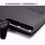 Sony Playstation 3 Reacondicionada + Flash Envio Gratis !