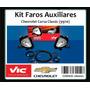 Kit X2 Faros Auxiliares Antiniebla Corsa Classic (99/10)