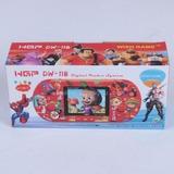 Consola Portatil Juegos Angry Birds Plant Vs Zombies Etc Tv