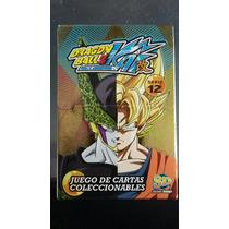 Mazo Dragon Ball Z Kai Serie 12 Completo Las 152 Cartas/caja