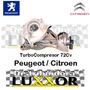 Turbocompresor 72cv Original Peugeot / Citroen