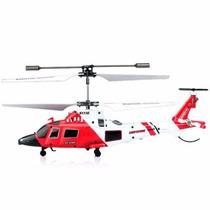 Helicoptero A Radio Control Remoto Rc Electrico Giroscopo