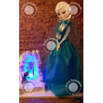 Adornos Piñata Elsa Frozen