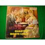 Quarteto Monte Carlo Drink Musical Brasil - Vinilo Lp