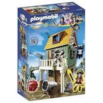 Playmobil 4796 - Fuerte Pirata Camuflado Con Ruby