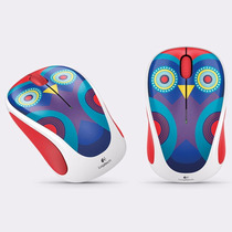 Mouse Logitech M317 Unifying Wireless Usb Nano 1000dpi +pila