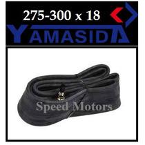 Camara 18 X 275/300 Ybr Cg En Storm Rx 125 150 Ax 100 Traser