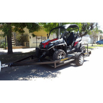 Trailer Facundo Cuatris,motos,utv, Stock Permanente