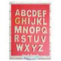 Letras Abecedario X 26 /madera Natural/material Manualidades