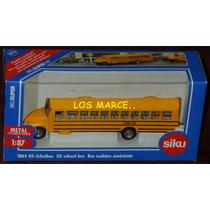 Siku 1864 Us School Bus Micro Escolar 1/87 Siku Super