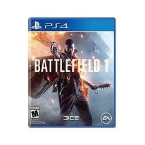 Battlefield 1 Ps4 Cd Fisico Sellado Al Mejor Precio!!!