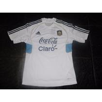 Camiseta Entrenamiento Afa Seleccion Argeinta 2011-2012-2013